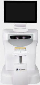 Microspéculaire de Konan de face